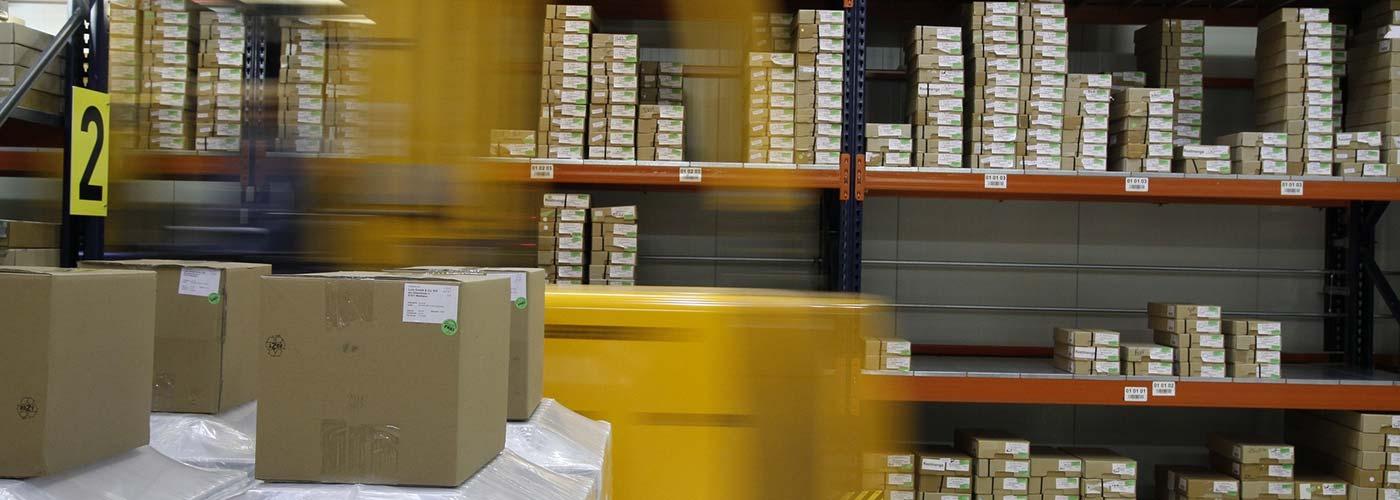 log-mark GmbH Fulfillment Dienstleister